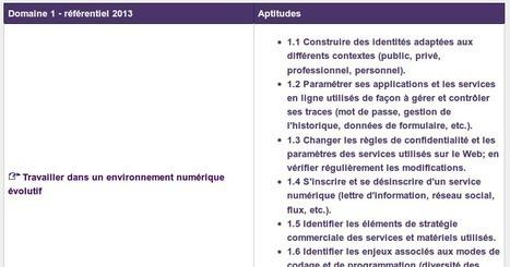 Espace B2i Lycée : documents d'appui | Veille info doc bib | Scoop.it