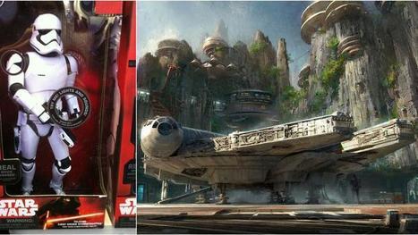 Star Wars VII : ce que les jouets révèlent de l'intrigue du film - le Figaro | Actu Cinéma | Scoop.it