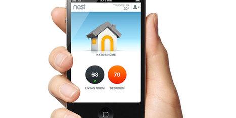 Logement intelligent : SPIE Ile-de-France Nord-Ouest signe un partenariat avec Nest Labs   Smart Home & Smart Objects   Scoop.it
