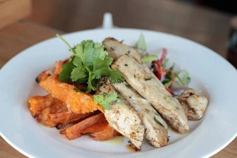 Top 10 Lunch Foods You Can Eat | Cafes in Canberra & Fyshwick | Scoop.it
