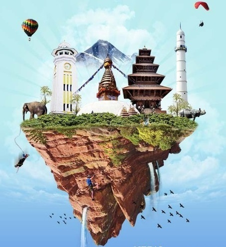 The changing face of Nepal tourism - Yahoo!7 News | Tourism In Nepal | Scoop.it