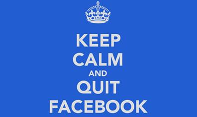 Comment quitter Facebook efficacement ?   Social media   Scoop.it