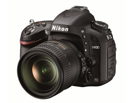 Nikon announces D600 24MP enthusiast full-frame DSLR: Digital Photography Review | Digital Photo Addicts | Scoop.it