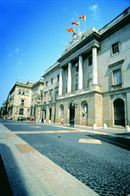 Prospeccions a la plaça Sant Jaume per detectar el fòrum romà | LVDVS CHIRONIS 3.0 | Scoop.it