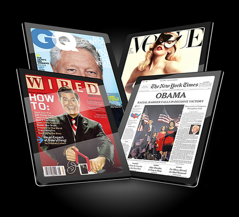 Magazine Publishing Is About To Explode: A survivor's guide for magazine lovers (and haters) | Public Relations & Social Media Insight | Scoop.it