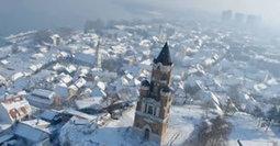 Winter In Belgrade… Fantastic Aerial Views | Sportske vesti i zanimljivosti | Scoop.it