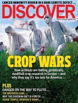 'False Equivalency' Infects Discover Magazine's Questionable Reporting On GMOs - Forbes   A Better Food System   Scoop.it