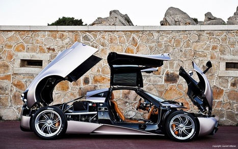 A used most expensive sports cars 1,225 million euros | MyCarzilla | Super cars News | Scoop.it