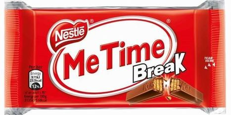 KitKat wants to deliver more personalised versions of its 'break' strategy | Consumer & FMCG | Scoop.it