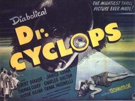 [Inspiration] Dr. Cyclops | Inspiration Rôlistique | Scoop.it