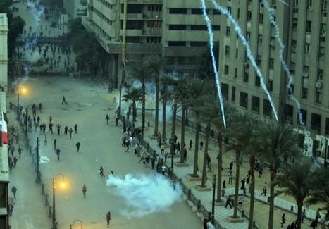 Le Ministère de la Santé: 16 blessés dans les heurts de Kasr el Eini | Égypt-actus | Scoop.it