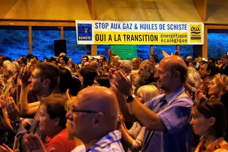 La bataille mondiale du gaz de schiste : grande émotion pour le passage de Josh Fox en Ardèche mais premières répressions à l'étranger | Lecture citoyenne | Scoop.it