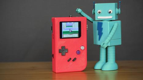Built Nintendo emulator with a 3D printer   Threediz   Peer2Politics   Scoop.it