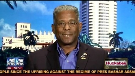 Allen West does not like you singing his America songs in your weird foreign mud-language | Daily Crew | Scoop.it