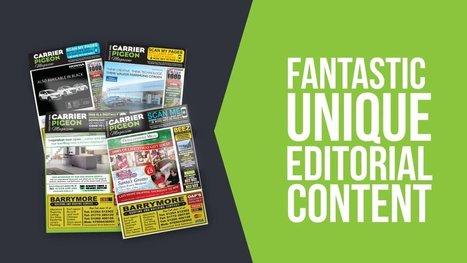 Carrier Pigeon Magazine | Video Marketing Essentials | Scoop.it