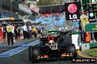 Vidéo F1 2013 - Romain Grosjean et le Grand Prix de Grande-Bretagne... | Auto , mécaniques et sport automobiles | Scoop.it