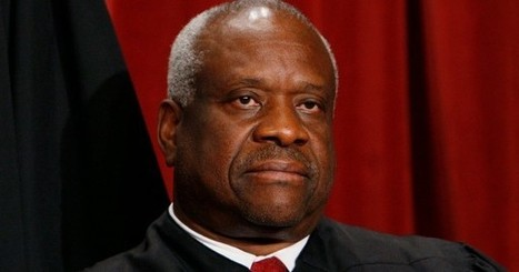 Justice Thomas Passionately Argues That Convicted Domestic Abusers Need Easier Access To Guns | Living History | Scoop.it