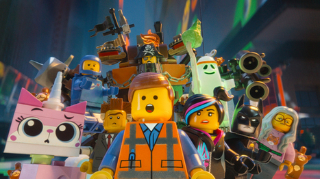 The Lego Movie : Learn English Through Movies | clubEFL - English on the Net | Scoop.it
