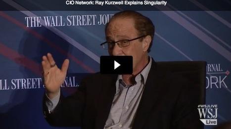 Ray Kurzweil Explains Singularity | Transition Point! | Scoop.it
