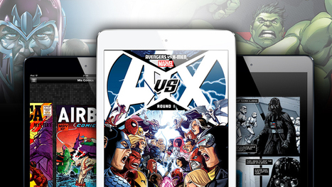 The Best iPad Digital Comic Book Readers | LibraryLinks LiensBiblio | Scoop.it