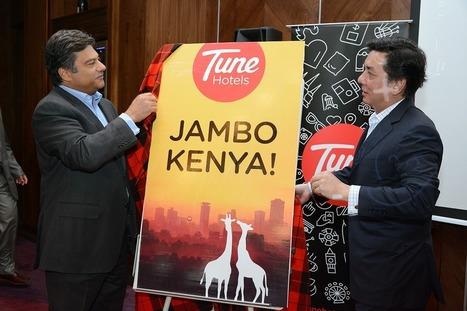 Tune Hotels - JAMBO KENYA ~ Morgan Magazine   Hotels and Travel   Scoop.it