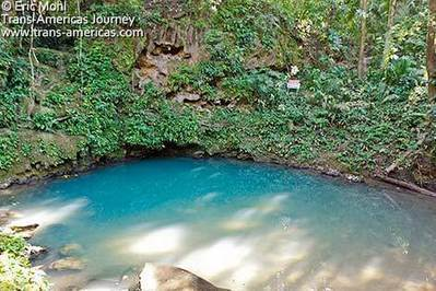 Into the Abyss – Black Hole Drop, Caves Branch, Belize | Belize in Social Media | Scoop.it