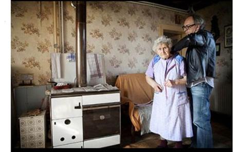 Objectif Vieillesse : expo photos de personnes âgées | Société et vieillissement en France | Scoop.it
