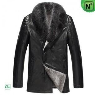 Fox Fur Coats for Men CW868822 | Coats and Jackets | Scoop.it