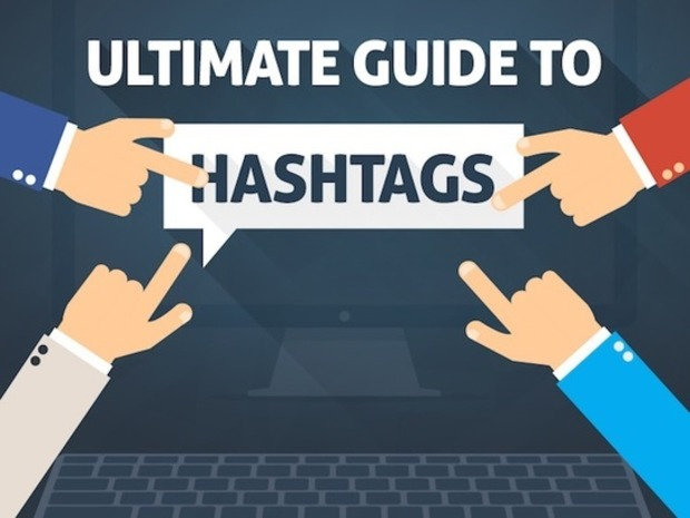 The Ultimate Guide to #Hashtags [INFOGRAPHIC] | Social Media News | Scoop.it