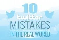 10 erreurs à ne pas faire sur Twitter | Community Management et Médias Sociaux | Scoop.it