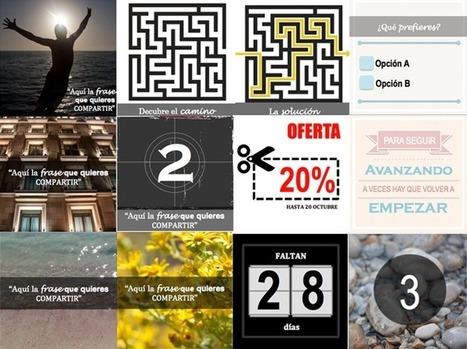 Ideas y recursos para crear contenidos efectivos en redes sociales y blogs | El Content Curator Semanal | Scoop.it