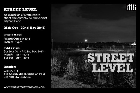 Street Level: Staffordshire Street Photography Exhibition | Fotografía | Scoop.it