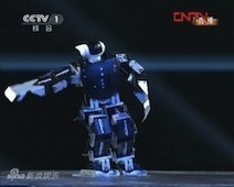 Dancing Robot Army Rings in Chinese New Year | Robots and Robotics | Scoop.it