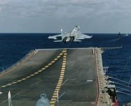 Палубное сравнение. J-15 лучше Су-33?   Военно-политическое обозрение   Chinese Cyber Code Conflict   Scoop.it