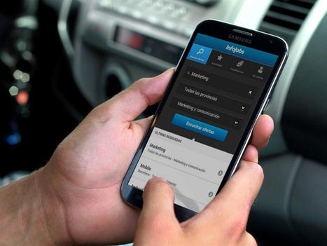 Las apps que te ayudarán a encontrar empleo desde tu smartphone | Emplé@te 2.0 | Scoop.it