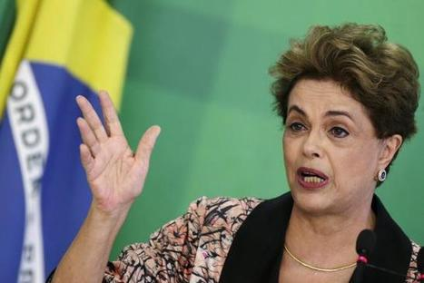 Brazil's [Dilma] Rousseff going to U.N. over impeachment; cabinet in crisis | Business Video Directory | Scoop.it