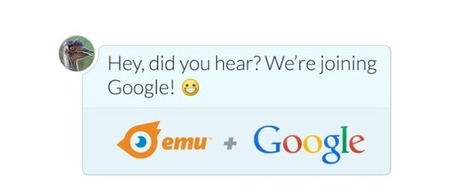 Google Acquires Emu, An IM Client With Siri-Like Intelligence | Social Media and its influence | Scoop.it