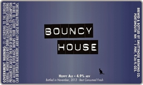 Smuttynose Brewers Notes: Bouncy House Release this Friday! | Villaggio Chronicle | Scoop.it