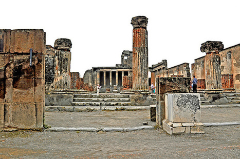 A Guide to Visiting Pompeii | What About Italy | Scoop.it