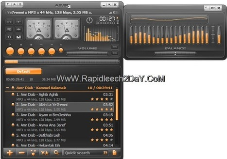 Download AIMP v3.51 Build 1288, Best and Free Audio Player 07.08.2013   Rapidleech2day   Scoop.it