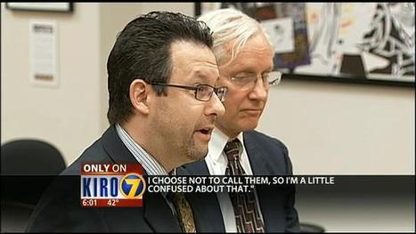 Rape suspect attorney may question his law partner on stand - KIRO Seattle | Criminal Mis-Justice | Scoop.it