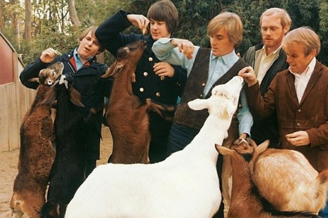 How the Beach Boys' 'Pet Sounds' Invented the Modern Pop Album | U.S HISTORY SHACK : MIKE BUSARELLO | Scoop.it