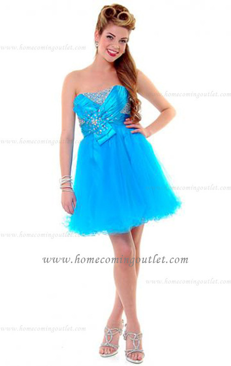 Tulle A-line Strapless Empire Sleeveless Princess Homecoming Dress [Dresses For You 516] - $165.99 : Prom and Homecoming Dress Online Shop Shows Various of Dresses for Anybody   BCBG & Herve Leger   Scoop.it