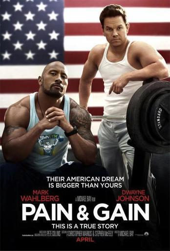Pain & Gain (2013)   Hollywood Movies List   Scoop.it