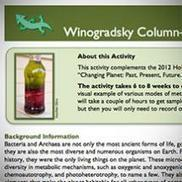 Winogradsky columns: Microbial ecology in the classroom | HHMI's BioInteractive | ScienceStuff | Scoop.it