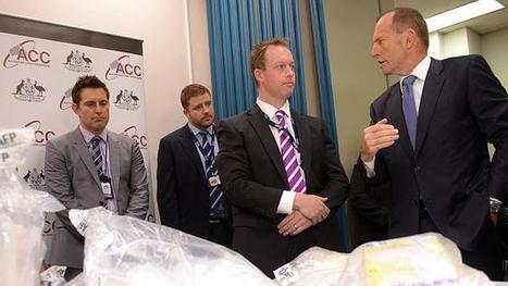 National Ice Taskforce visits Hobart | Alcohol & other drug issues in the media | Scoop.it