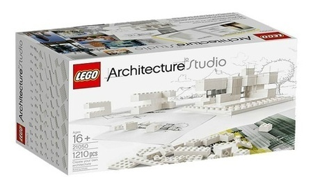 With new set, LEGO invites amateur architects to dream big, build small - Mother Nature Network (blog) | House | Scoop.it