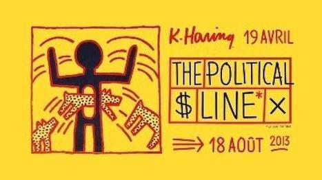 Le message politique du très engagé Keith Haring | Street Art by Mod&Wa | Scoop.it