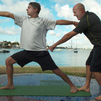 Moving to Where You're Least Comfortable - Yoga for Men | Yoga for men | Scoop.it