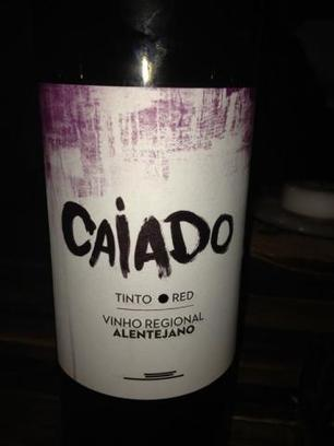 Segundo #vinhodanoite Caiado tinto 2010   #vinhodanoite   Scoop.it
